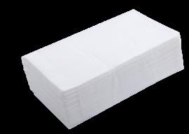 $/Полотенца целлюлозные V-образные.,160шт., 2х сл., белый