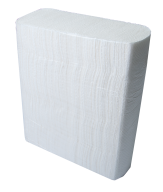 #@/Полотенца целлюлозные Z-образные.,200шт., 2х сл., белый