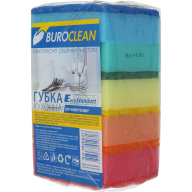 @/Губки кухонные 5шт, 100х70мм BuroClean EuroStandart