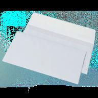 /Конверт DL (110x220мм), 70 г/м2 , белый СКЛ