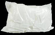 */Салфетки для рук 100шт., белые, саше