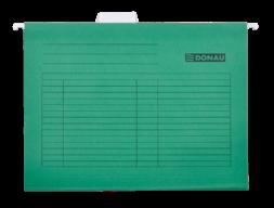 Подвесной файл А4, зеленый