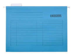 Подвесной файл А4, синий