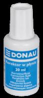 Коррект.жидкость DONAU 20мл