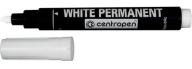 /Маркер водост. Permanent кругл. 2,5мм., белый