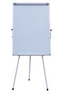 $Флипчарт магнитный сухостир., JOBMAX, 70 х100 cм, на треноге, вертикальный