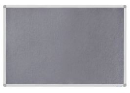 @Доска магнитно-текстильная, 60x90см, алюминиевая рамка