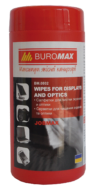 $Салфетки для экранов и оптики, JOBMAX