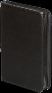 Папка черная, 35х26,4х4см,  искусственная кожа