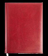 Ежедневник недатированный EXPERT, A5, 288 стр., бордовый