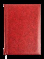 Ежедневник недатированный BASE(Miradur), A5, 288стр. красный