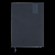 @Ежедневник дат. 2019 VERTICAL, A5, 336 стр. синий