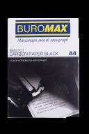 $Бумага копировальная A4, 100л., черная