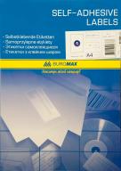 ^$Этикетки самоклеящиеся 1 шт.А4, 210х297мм (100 листов) для струйных принтеров