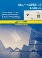 ^$Этикетки самоклеящиеся 2 шт., 210х148,5мм (100 листов) для струйных принтеров