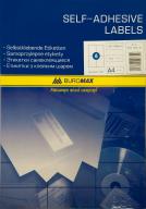 ^$Этикетки самоклеящиеся 4 шт., 105х148,5мм (100 листов) для струйных принтеров