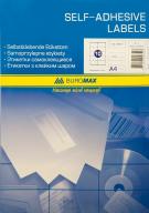 ^$Этикетки самоклеящиеся 10 шт., 105х58мм (100 листов) для струйных принтеров