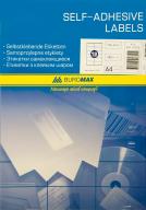 ^$Этикетки самоклеящиеся 12 шт., 105х44мм (100 листов) для струйных принтеров