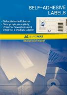 ^$Этикетки самоклеящиеся 65 шт., 38х21,2мм (100 листов) для струйных принтеров