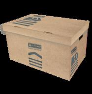 $/Короб для архивных боксов, JOBMAX, крафт