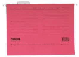$Подвесной файл  А4, картон, розовый