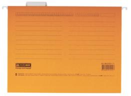 $Подвесной файл  А4, картон, оранжевый