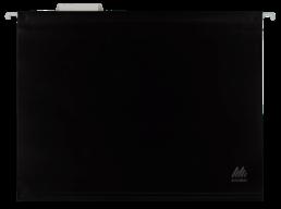 $Подвесной файл А4, пластиковый, черный