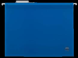 $Подвесной файл А4, пластиковый, синий