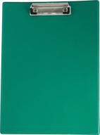 ^$Клипборд А4, PVC, зеленый