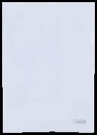 $Папка-уголок А4, JOBMAX, прозрачная