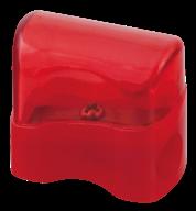 $Точилка с контейнером, пластиковый корпус