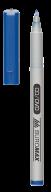 Маркер водост., синий,  JOBMAX, 0,6 мм, спиртовая основа