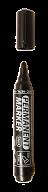 ^Маркер водост., черный, JOBMAX, 2-4 мм, масляная основа