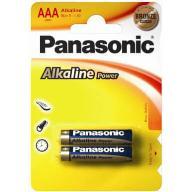 /Эл.питания (батарейка) Panasonic ALKALINE POWER LR3 (АAA)