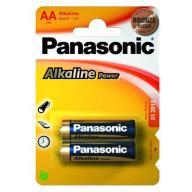 /Эл.питания (батарейка) Panasonic ALKALINE POWER LR6 (AA)