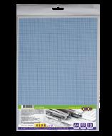 /Бумага миллиметровая, А4, 80г/м2, голубая (10л.), KIDS Line
