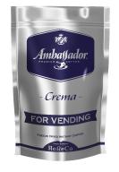 /Кофе растворимый для торгових автоматов  Ambassador  Crema, пакет 200г*6 (8718)