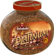/Кофе растворимый Ambassador  Platinum, сткл.б. 190г*6