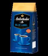 /Кофе в зернах Ambassador Blue Label, пакет 1000г*6 (PL)