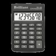 /Калькулятор карманный BS-100 8р., 1-пит