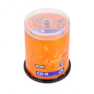 /Диск CD-R, 700Mb, 52х, 80min, Cake (100)