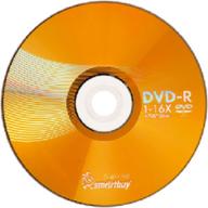 @/Диск DVD+R 4,7Gb 16x Cake (10)