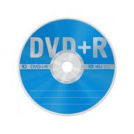 /Диск DVD-R, 4.7Gb,8 -16х, Вulk (50)