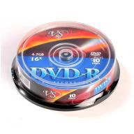/Диск DVD+RW 4,7Gb 4х  Cake(10)