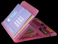 #@$Подставка-кейс PORTA BOOK STANDART розовый