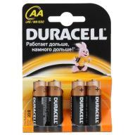 /Эл.питания (батарейка) DURACELL LR6 (AA), 6шт/упак