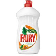/Средство д/посуды FAIRY 500мл Апельсин и лимонник