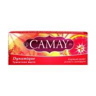$/Мыло туалетное CAMAY 85г Thai Dynamique Grapefruit