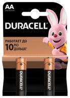 /(15965) Эл.питания (батарейка) DURACELL LR6 (AA), 2шт/упак