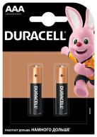 /(16054) Эл.питания (батарейка) DURACELL LR3 (АAA), 2шт/упак